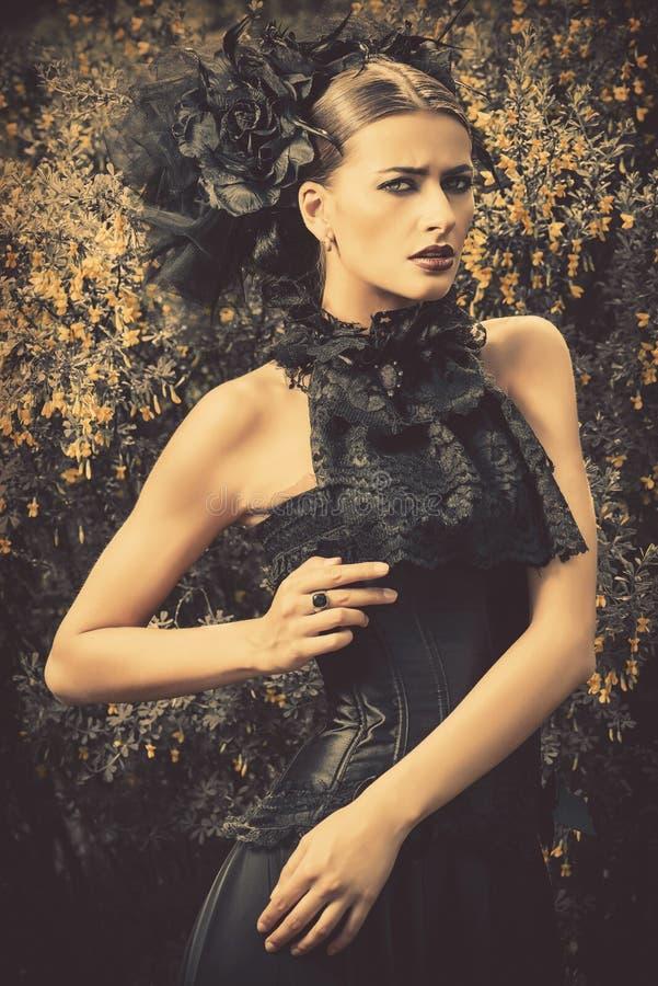 Bruxa bonita fotos de stock royalty free
