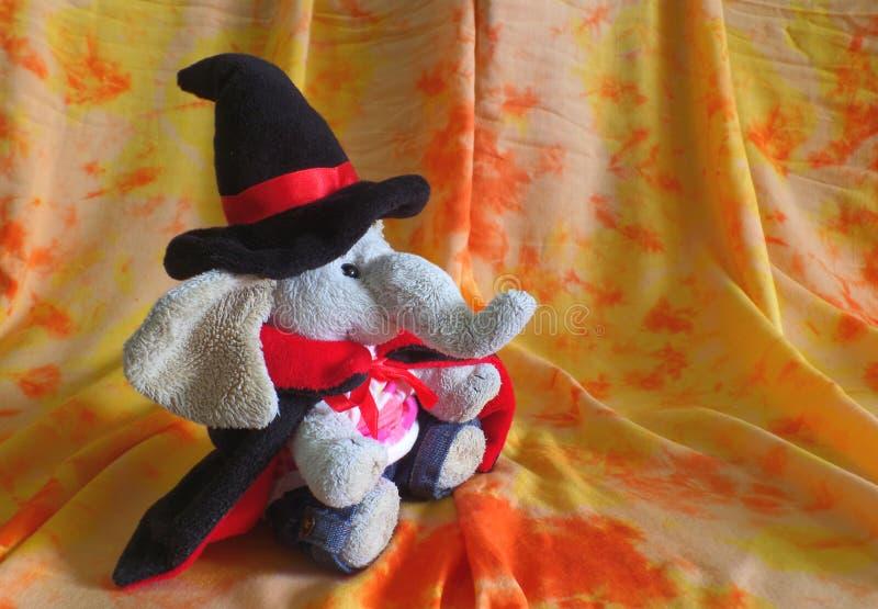 A bruxa a mais bonito para Dia das Bruxas!! imagem de stock
