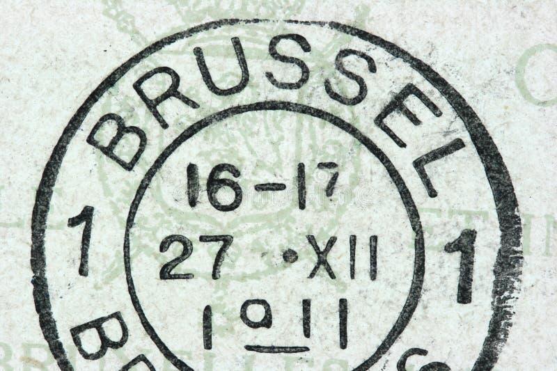 Bruxelas fotografia de stock royalty free