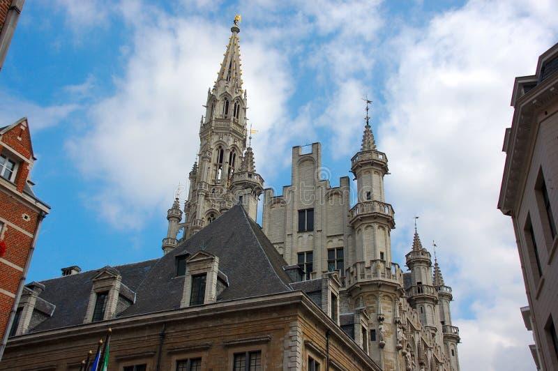 Bruxelles. image libre de droits