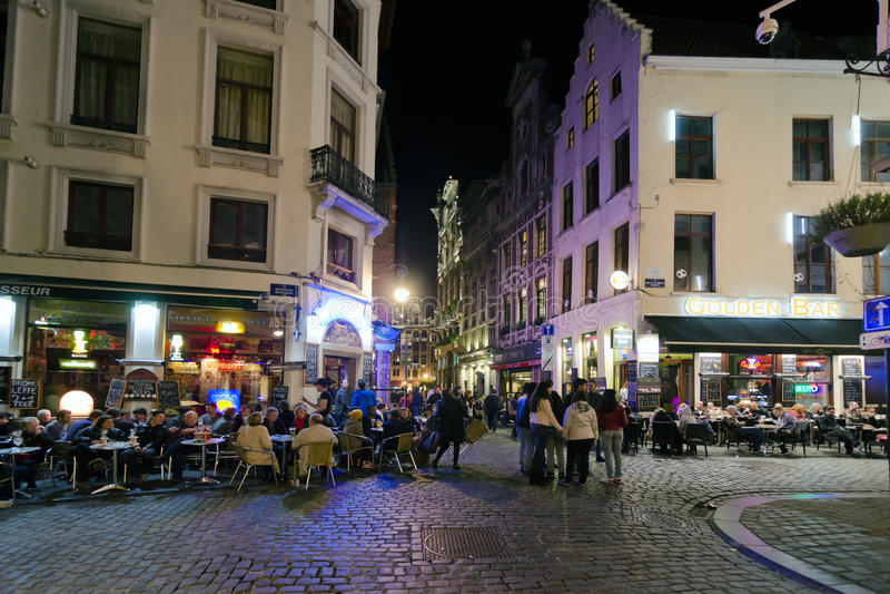 Bruxelles immagine stock