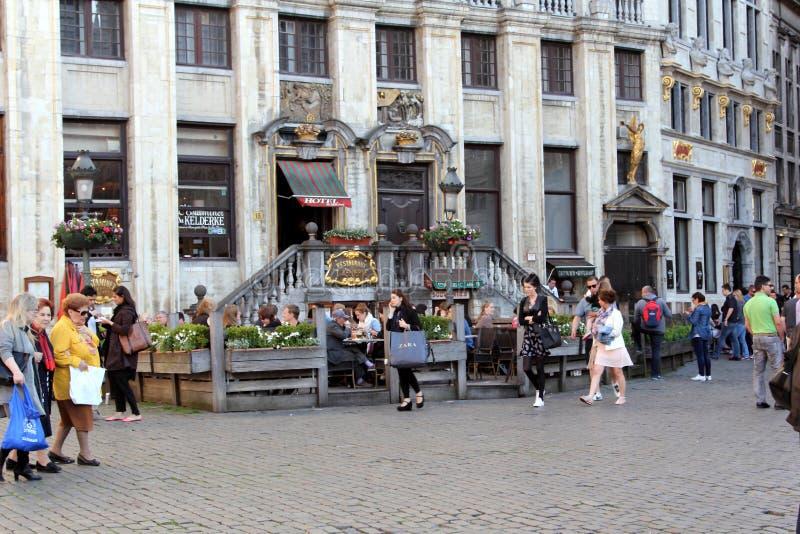 Bruxelles, Belgio immagini stock
