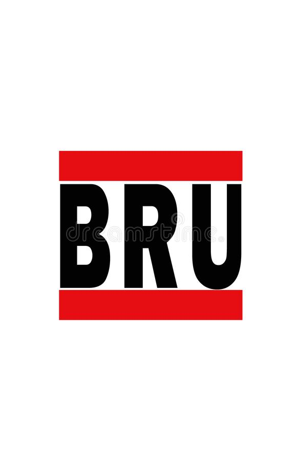 Bruxelles, Belgique illustration libre de droits