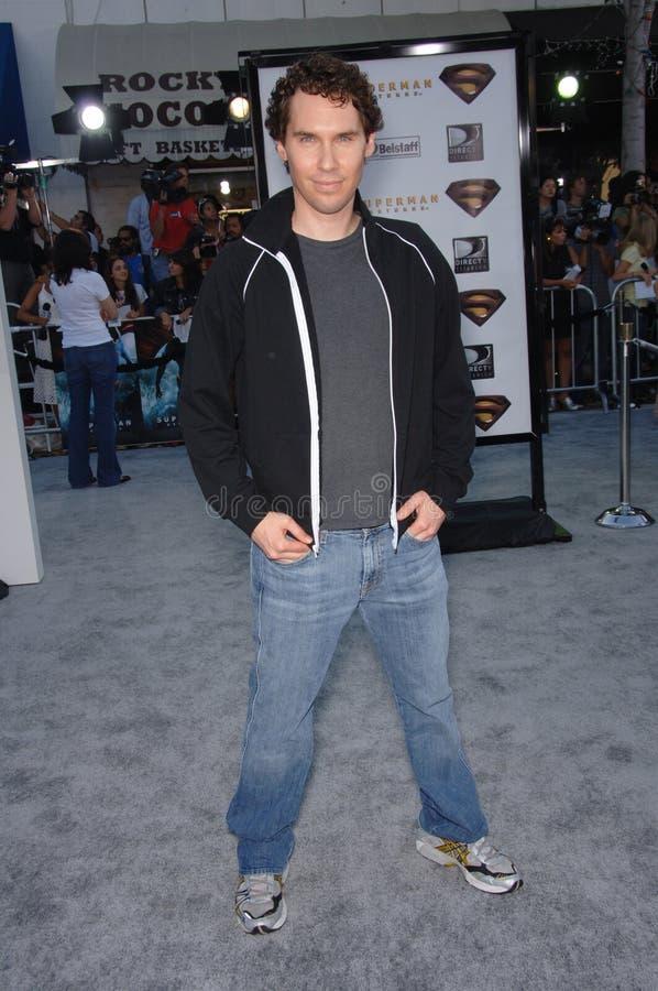 Bryan Singer, Superman royalty-vrije stock foto's