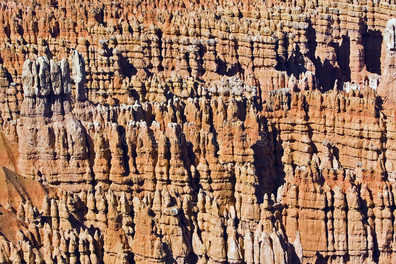 bryce峡谷nat公园犹他 免版税图库摄影