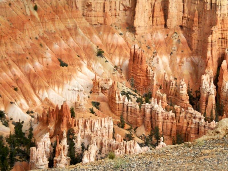 bryce canion Utah royalty-vrije stock foto's