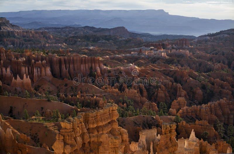 Bryce Canyon stockfoto