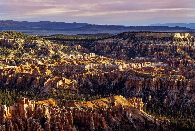 Bryce Canyon photos libres de droits