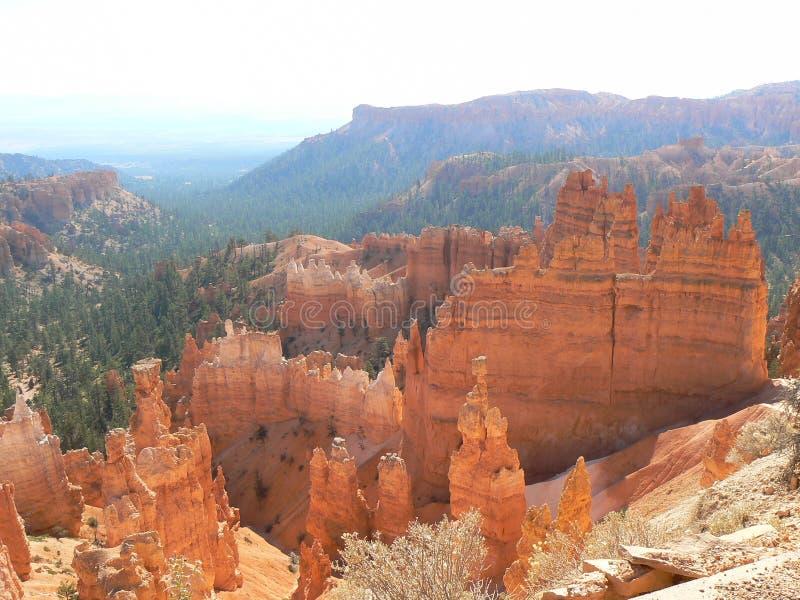 Bryce Canyon fotografía de archivo libre de regalías