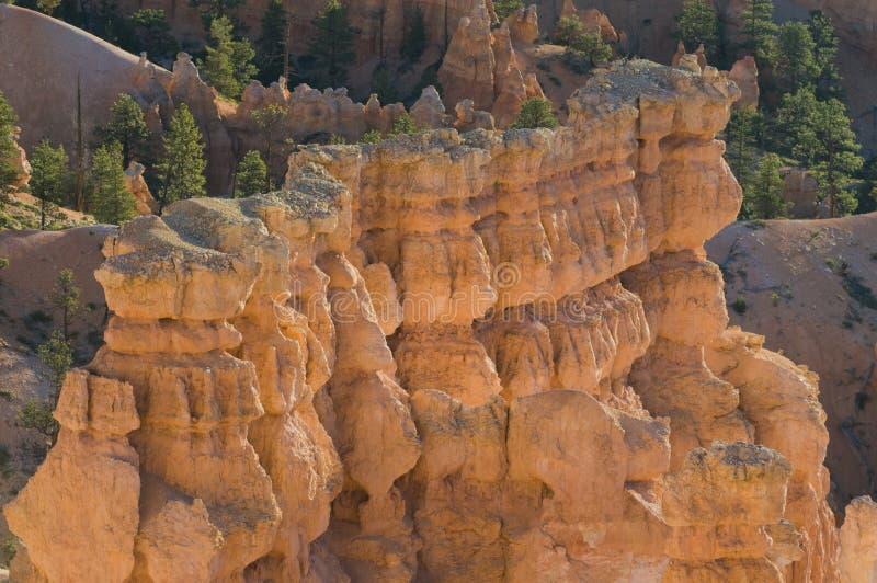 Bryce Canyon Hoodoo royalty-vrije stock fotografie