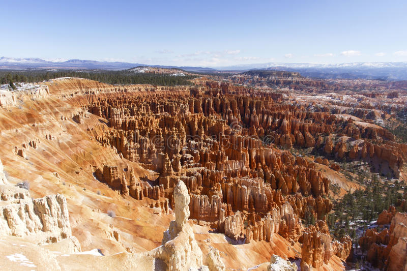 Download Bryce Canyon HooDoos stock photo. Image of wind, tourism - 31033412
