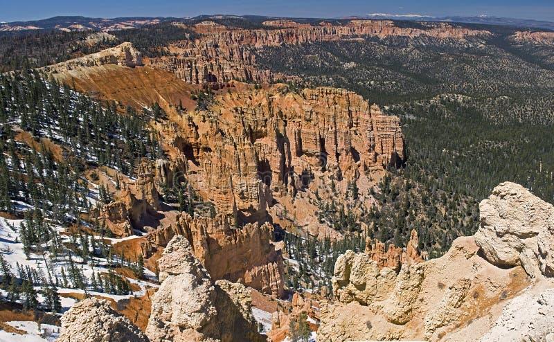 Bryce Canyon, Nat. Park, Utah stock image