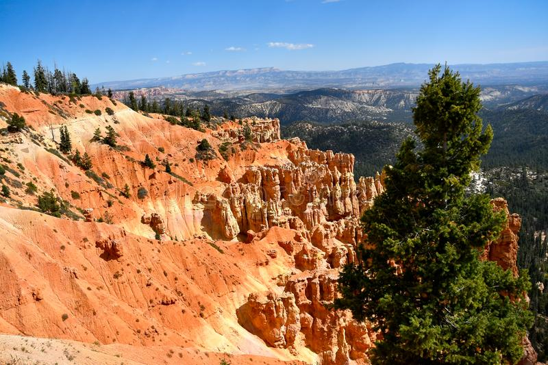 Bryce Canyon National Park royalty-vrije stock fotografie