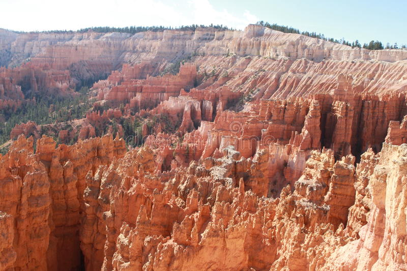 Bryce Canyon National Park images libres de droits