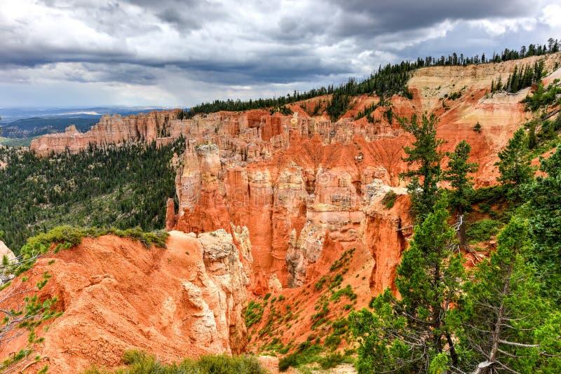 Bryce Canyon National Park imagens de stock
