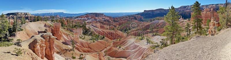 Bryce Canyon National Park Panorama royalty-vrije stock foto