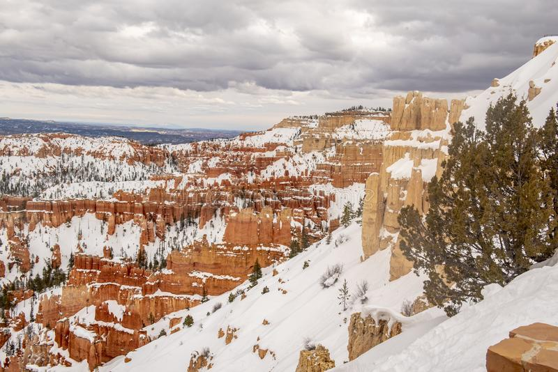Bryce Canyon National Park fotografie stock