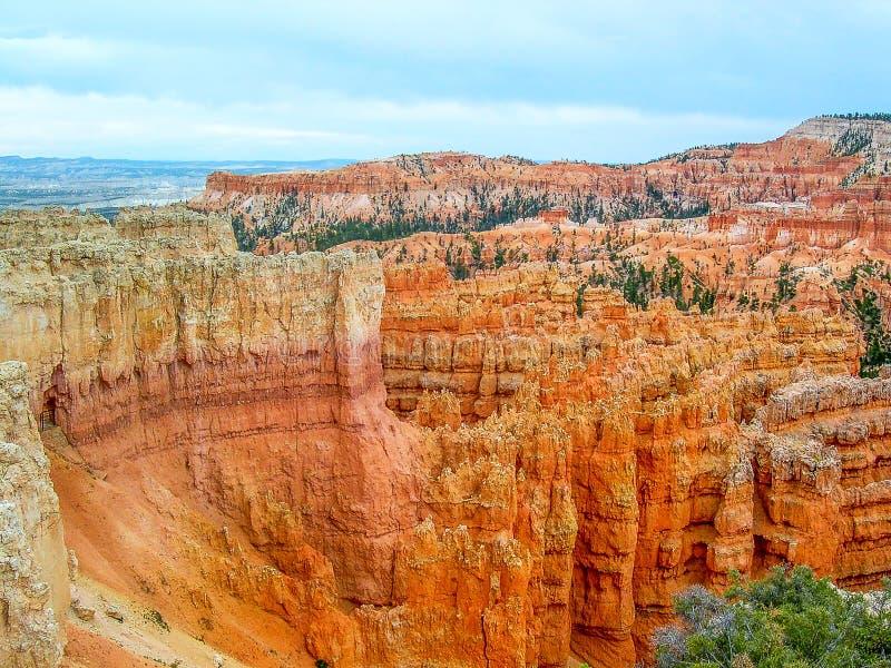Bryce Canyon National Park, Utá, U S A foto de stock