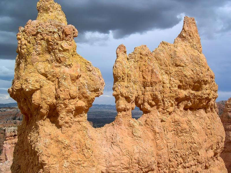 Bryce Canyon National Park, Utá, U S A imagem de stock royalty free