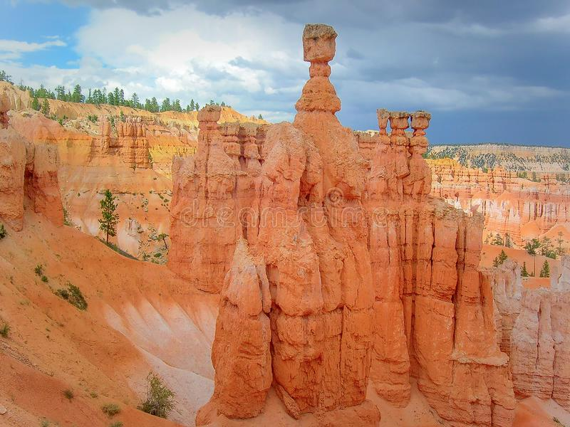 Bryce Canyon National Park, Utá, U S A fotos de stock royalty free