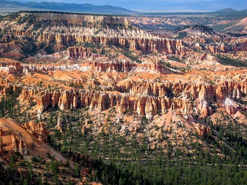 Bryce Canyon National Park, Utá, U S A fotos de stock