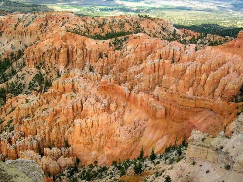 Bryce Canyon National Park, Utá, U S A imagens de stock