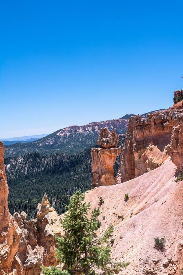 Bryce Canyon National Park, Utah photographie stock libre de droits