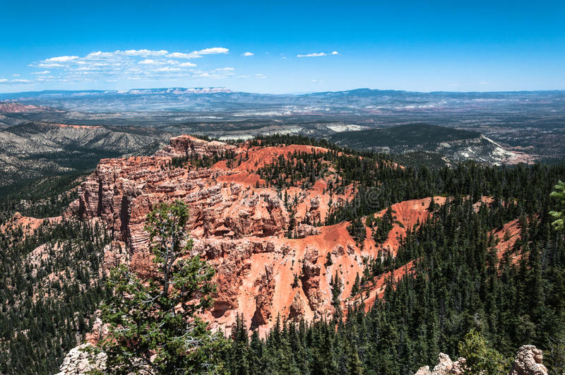 Bryce Canyon National Park, Utah royalty-vrije stock afbeelding