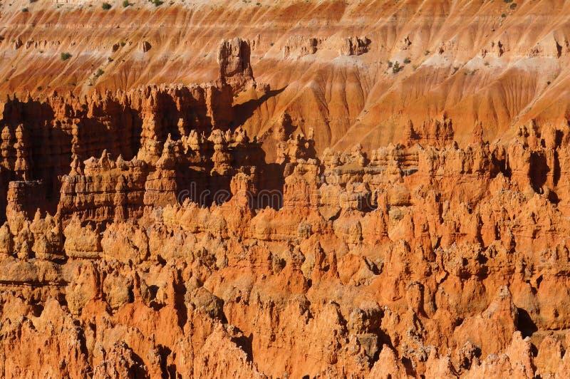 Bryce Canyon National Park, Utah, de V royalty-vrije stock afbeeldingen