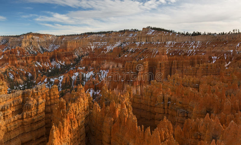 Bryce Canyon NP immagine stock
