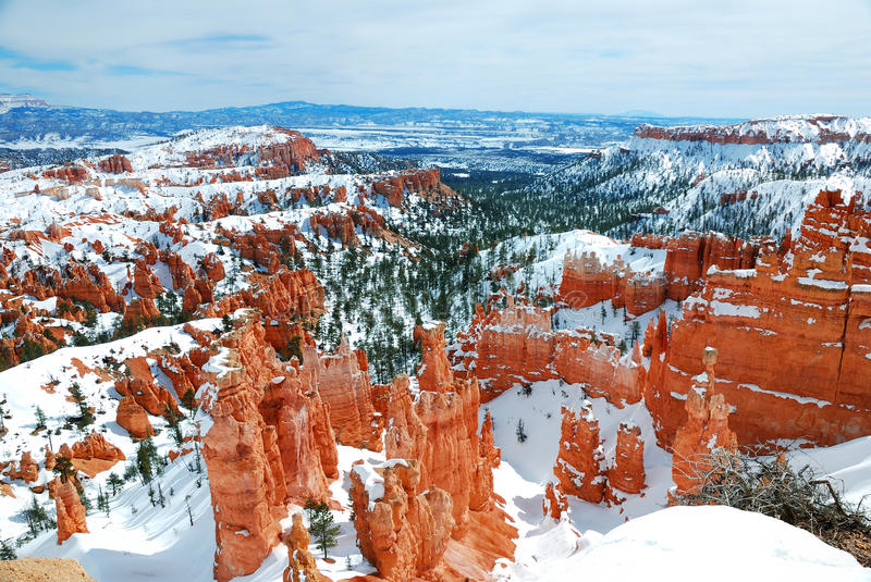 Download Bryce canyon panorama stock photo. Image of nature, outdoors - 17463096