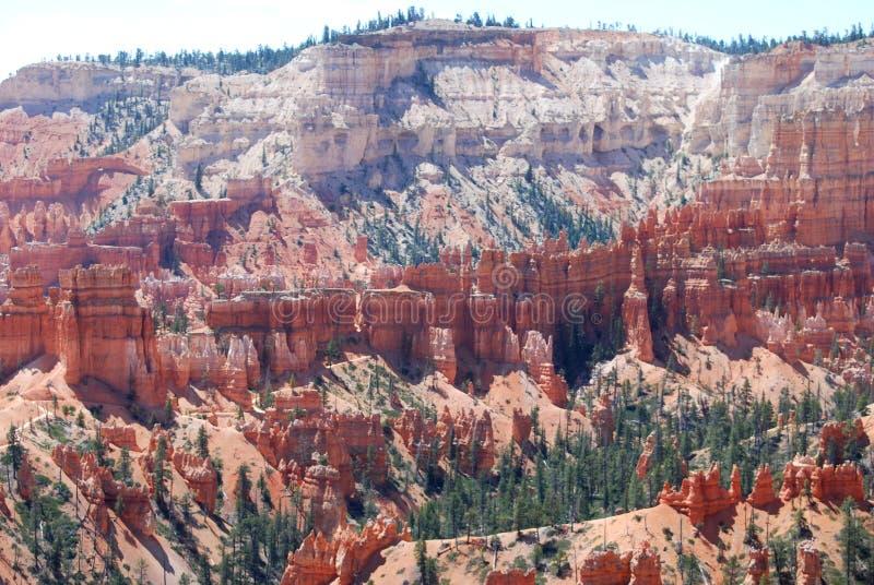 Bryce Canyon Sculptures imagens de stock