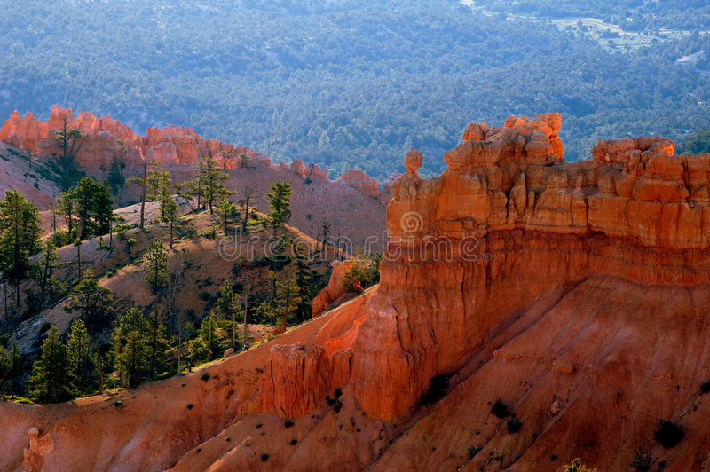 Download Bryce Canyon sunrise stock photo. Image of travel, rock - 176658