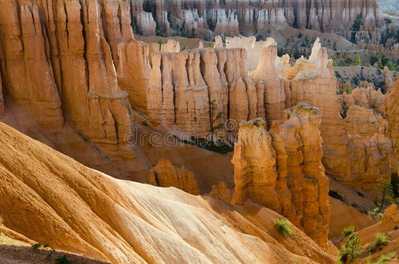 Bryce Canyon In Utah Royalty Free Stock Photos