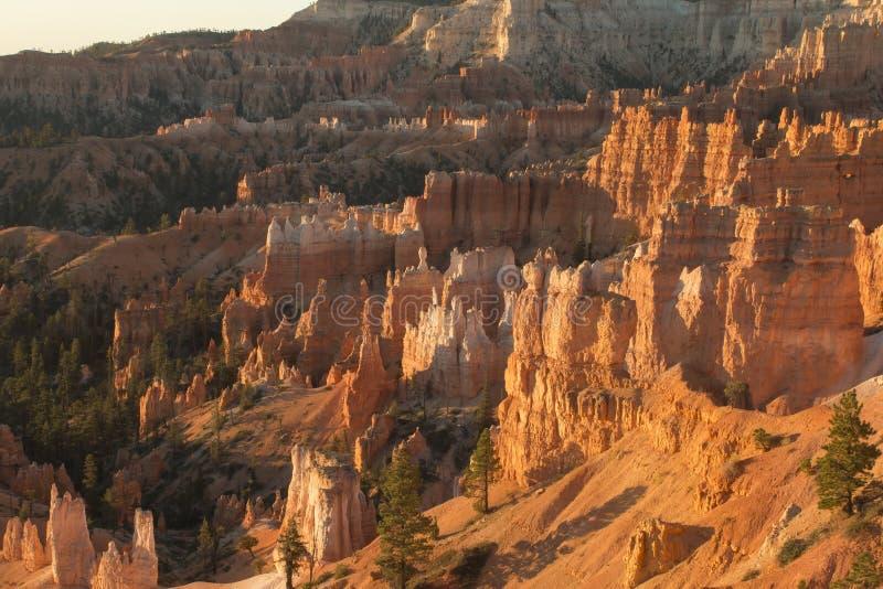 Bryce Canyon, Utah de V.S. Nationaal Park stock afbeeldingen