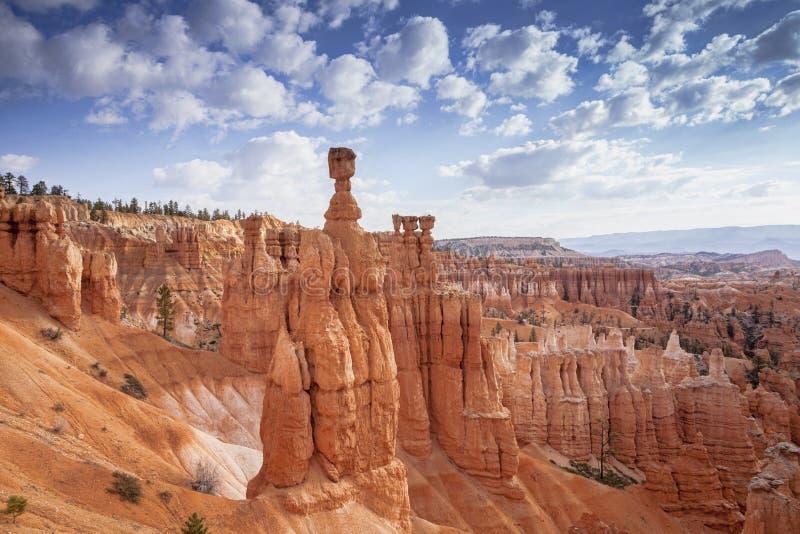 Bryce Canyon Utah USA royaltyfria bilder