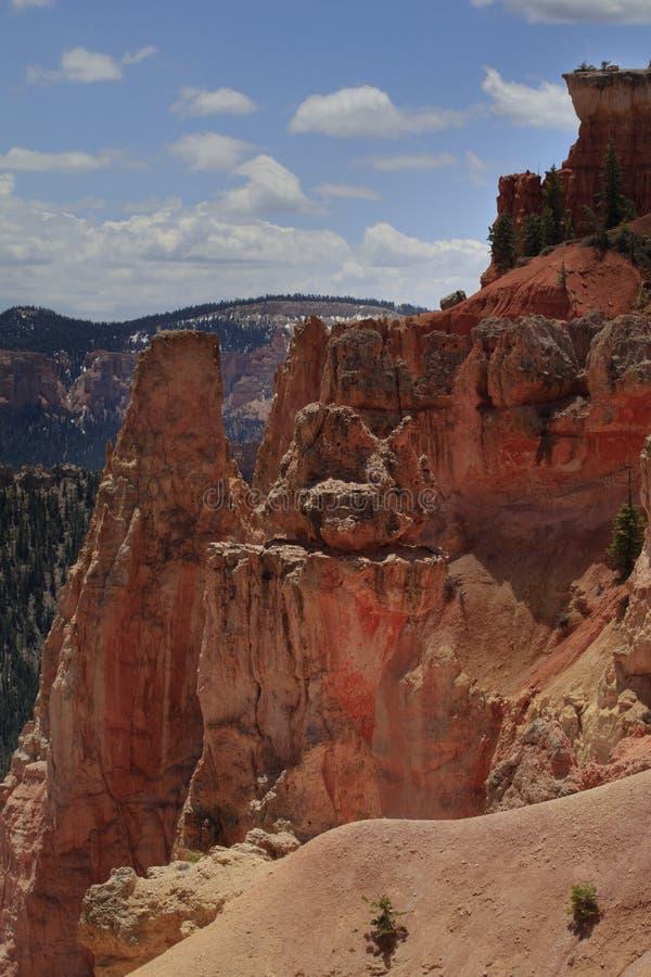 Bryce Canyon Walls imagen de archivo