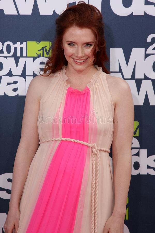 Bryce Dallas Howard image stock