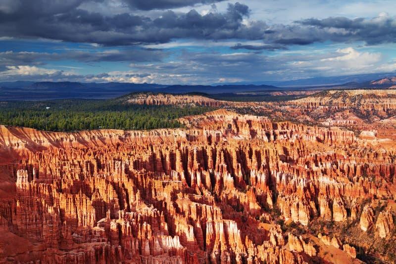 Bryce Jar, Utah, USA zdjęcia stock