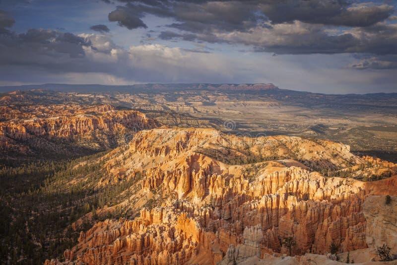 Bryce kanjon fotografering för bildbyråer