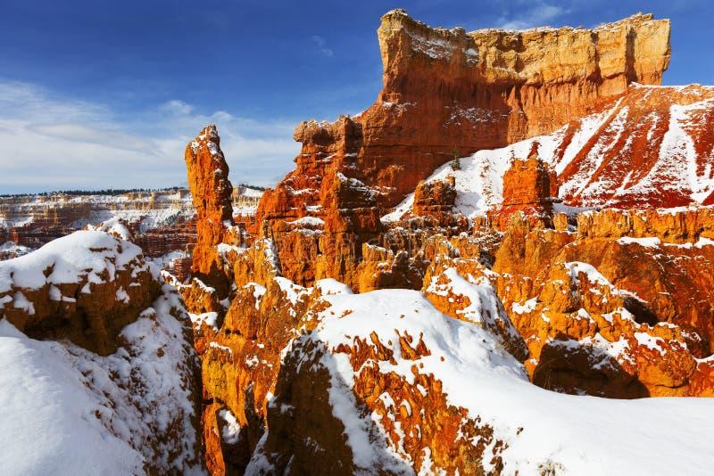 Bryce National Park, Utah imágenes de archivo libres de regalías