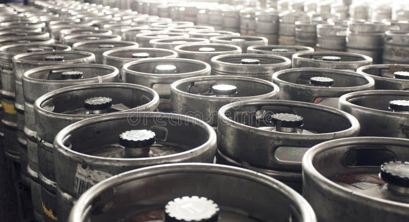 Bryggerilager royaltyfri foto
