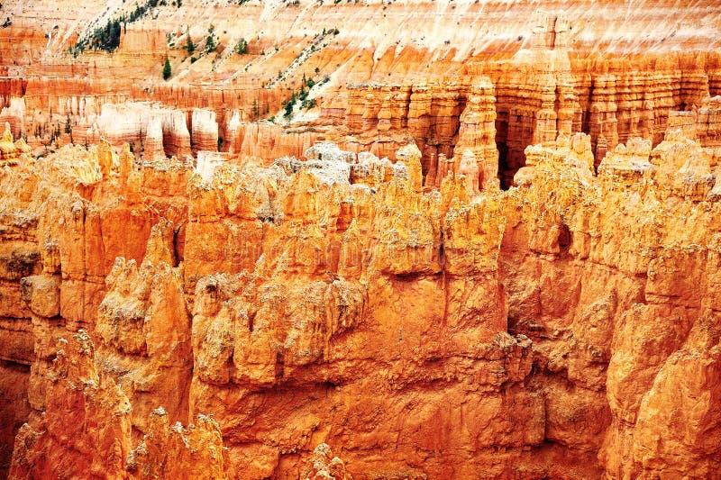 Bryka jaru park narodowy w Utah, usa obraz royalty free