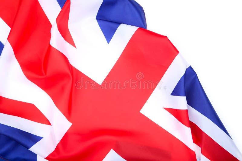brytyjska flag? zdjęcia royalty free