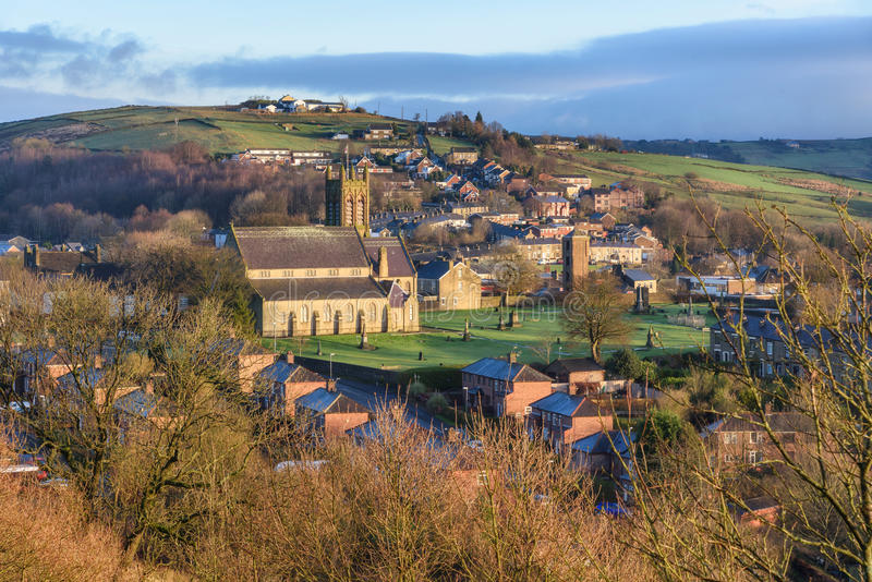 Brytyjska wieś zdjęcie stock