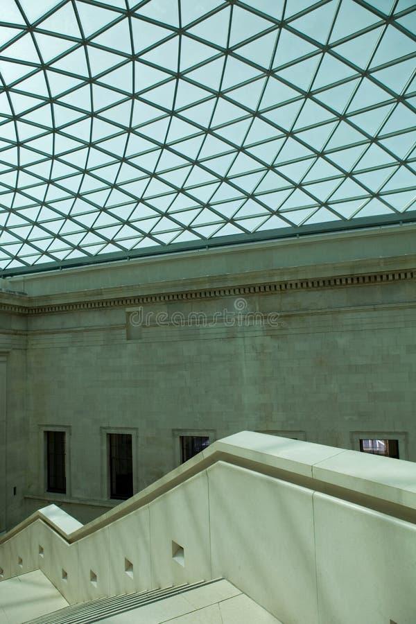 brytyjskie muzeum zdjęcia royalty free