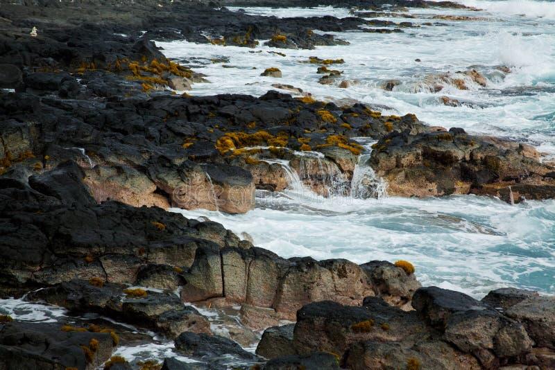 brzegowy Hawaii zdjęcia royalty free