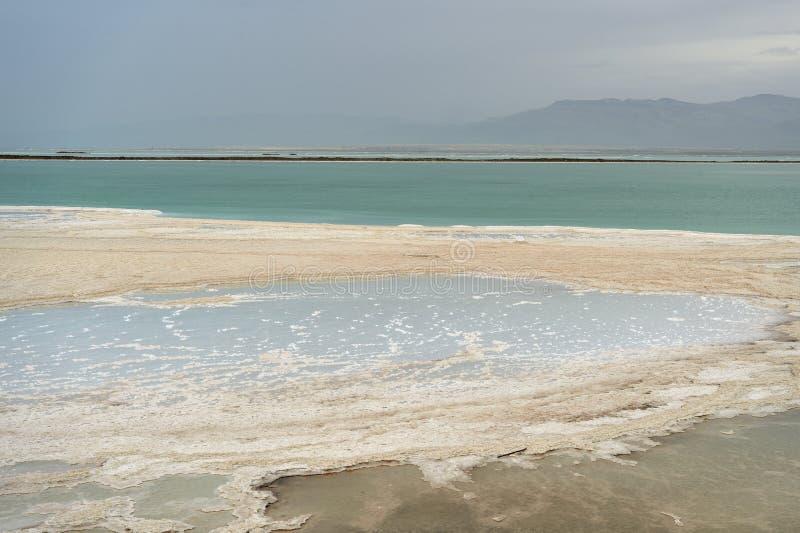 brzegowy nieżywy morze obraz stock