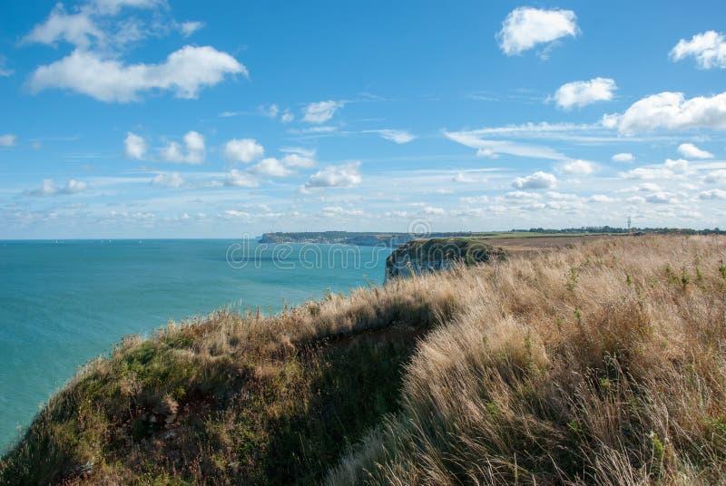 brzegowy Normandy obraz royalty free