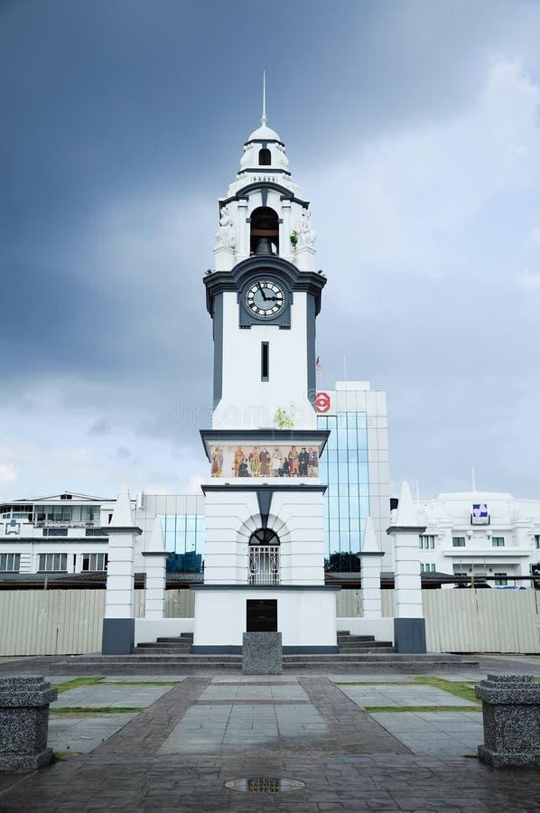 Brzoza pomnik w Ipoh Perak obraz stock